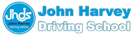 John Harvey Driving School Logo